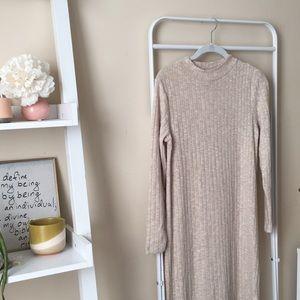 NWT Topshop Sweater Dress
